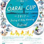 2017大洗CUPポスター